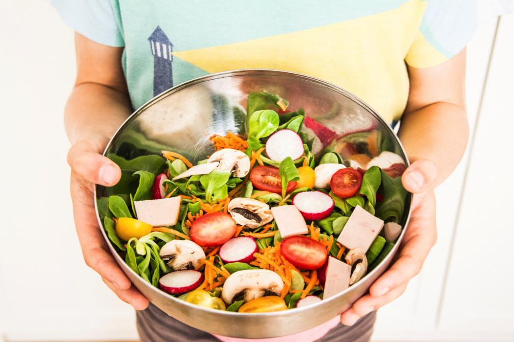 Facem salate magice