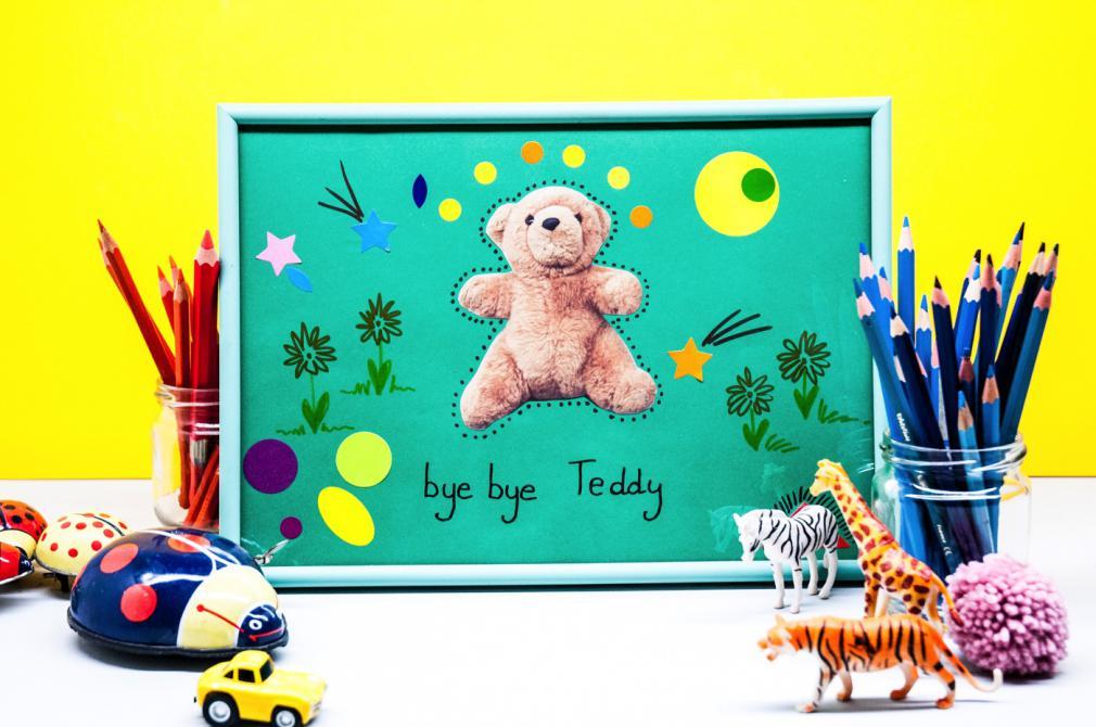 Pa, pa, Teddy: cum detașăm copiii de jucăriile de pluș