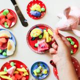 Play-Doh Fun: Eating with a Knife & Fork