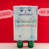 Creează un Reciclobot: reciclarea creativă