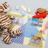 Ursulețul de pluș: împărțim jucării, clădim încredere