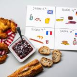 World Breakfast Day; Global eating with kids