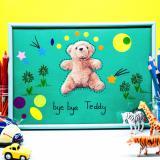 Bye Bye Teddy: Letting go of cuddly toys