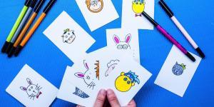 Pescuiește: Un joc de potrivire pentru cei mici