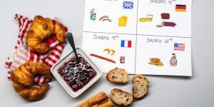 Ziua internațională a micului-dejun: să mâncăm cu copiii