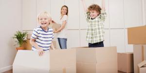 Pregătește-ți copilul pentru o casă nouă