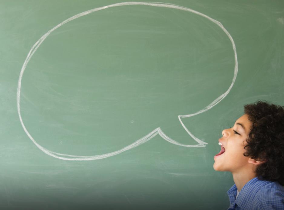 Convinge-ți copilul să vorbească despre ziua lui