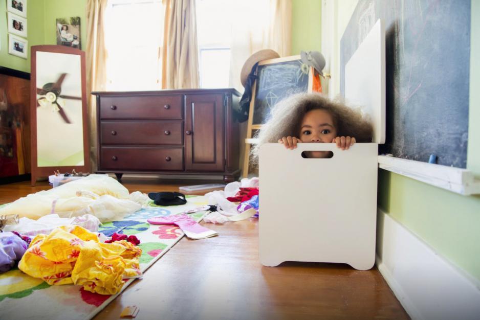 De ce e așa dezordonată camera copilului meu?