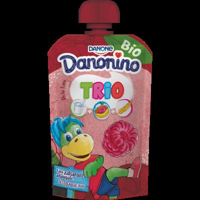 Danonino TRIO zmeură 90g