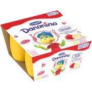 Danonino banană/zmeură 4x50g