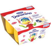 Danonino afine/banane 4x50g